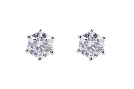 A001-20949: EARRINGS .75 TW