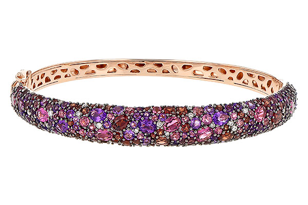 B190-30058: BANGLE 6.60 SEMI-PREC 6.85 TGW