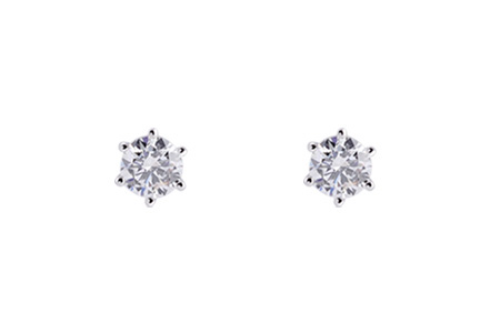 C001-20948: EARRINGS .20 TW