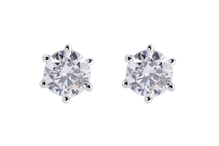 D001-20939: EARRINGS 1.08 TW
